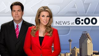 KSAT 12 6 O'Clock News : May 13, 2021