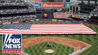 The national anthem may soon be required at sporting events in this state
