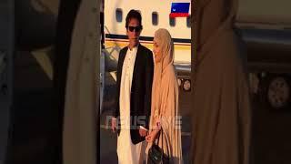 Reeham khan And Imran Khan At Airport | #Shorts | News Live