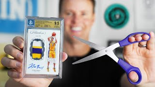 WHAT'S INSIDE A SPORTS CARD?