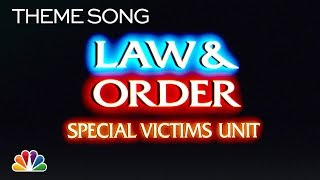 Law & Order: SVU Opening Title Sequence (Theme Song)