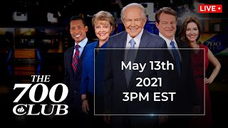 The 700 Club - May 13, 2021