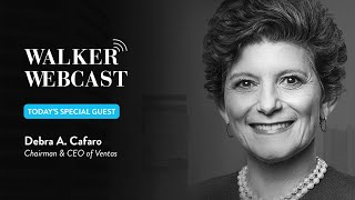 From counting silver dollars to building a $32B business | with Ventas CEO Debra Cafaro