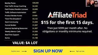 Affiliate Triad May 2021 Webinar by Jason Fladlien