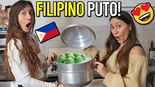 cooking FILIPINO DESSERT 🇵🇭 - we were SHOCKED of the results!