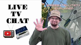 Call in Live #FreeForAll #OverTheAirTV #FreeSatelliteTV #SaturdayNight
