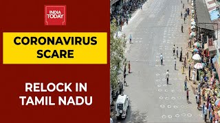 Breaking News| Complete Covid-19 Lockdown In Tamil Nadu From May 10-24