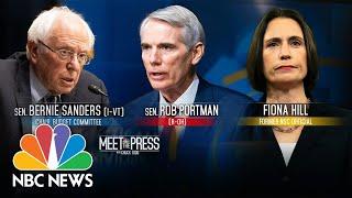 Meet The Press Broadcast (Full) - June 20th, 2021