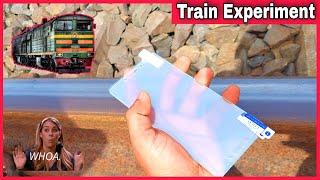 USA EXPERIMENT : Gorilla Glass VS Train | The Most Popular Experiment Video 2021 | New Experiment