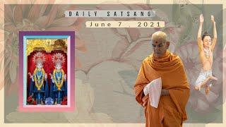 Daily Satsang | 7 June,  2021 #youtube #shorts #2021 #trending