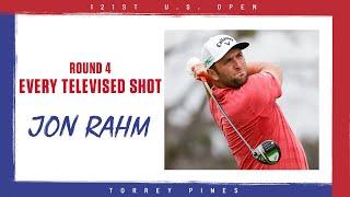 Highlights: Jon Rahm's Final Round - Every Televised Shot, 2021 U.S. Open