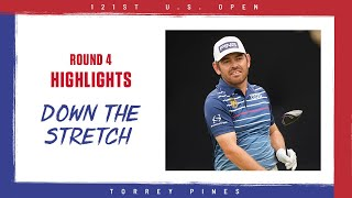 2021 U.S. Open Highlights: Round 4 - Down the Stretch