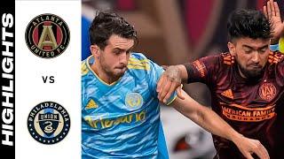 HIGHLIGHTS: Atlanta United FC vs. Philadelphia Union | June 20, 2021