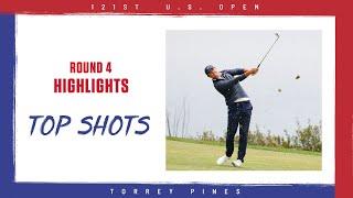Highlights: Top Shots, Round 4 - 2021 U.S. Open