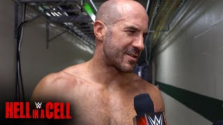 Cesaro promises he'll be back for more with Seth Rollins: WWE Network Exclusive, June 20 , 2021