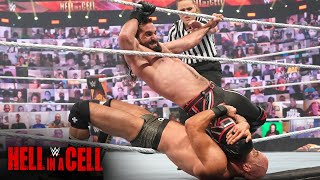 Cesaro looks to silence Seth Rollins: WWE Hell in a Cell 2021 (WWE Network Exclusive)
