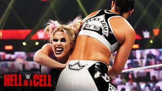 Bliss laughs off the punishment from Baszler: WWE Hell in a Cell 2021 (WWE Network Exclusive)