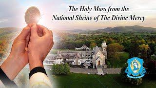 Sun, Jun 20 - Holy Mass from the National Shrine