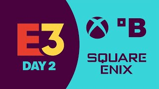 E3 2021 Xbox and Bethesda Showcase, Square Enix Presents, and PC Gaming, and more | Play For All