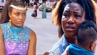 How A Billionaire Princess Adopted A Poor Single Mom Stranded By The Roadside - Nigeria Movies #USA
