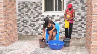 The Hardworking House Maid I Newly Hired Didn't Know Am Single & Testing Her For Love 2021 Movies
