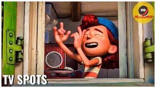 """The weird Kid !"" LUCA | ALL New TV Spots + Clips + Featurette | Disney Pixar Animation 2021"