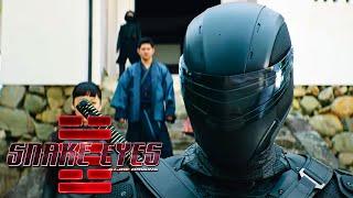 Snake Eyes: G.I. Joe Origins - Trailer #1