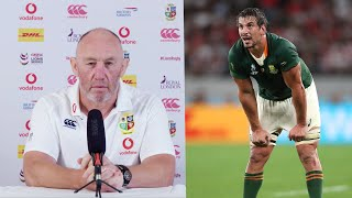 Lions more than ready to handle Springbok pack - Robin McBryde | Lions Tour 2021 | RugbyPass