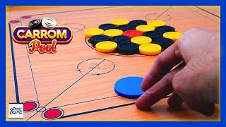 Carrom Board Game Video #5 | Carrom Pool Game | कैरम बोर्ड @Game Point PK
