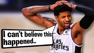 5 Times Paul George Went At It With Players