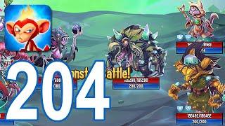 Monster legends - Gameplay Walkthrough Episode 204 (iOS, Android)