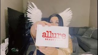 Allure beauty box unboxing for the month of June 2021