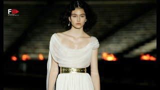 DIOR Highlights Resort 2022 Athens - Fashion Channel