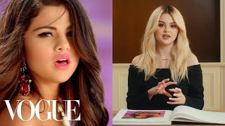 Selena Gomez  Breaks Down 15 Looks From 2007 to Now | Life in Looks | Vogue