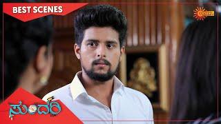Sundari - Best Scenes | Full EP free on SUN NXT | 16 June 2021 | Kannada Serial