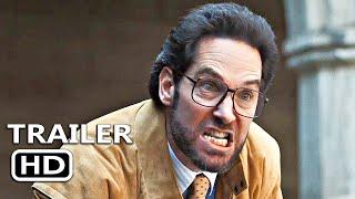 THE SHRINK NEXT DOOR Official Trailer (2021)