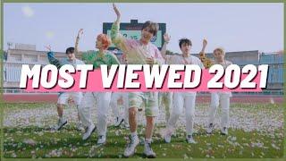 [TOP 100] MOST VIEWED K-POP MUSIC VIDEOS OF 2021 | JULY WEEK 1