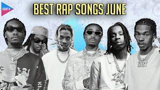 TOP 100 RAP SONGS OF JUNE 2021