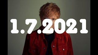 TOP 40 SINGLE CHARTS ► 1. Juli 2021