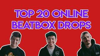 Top 20 Online Solo Beatbox Drops!! | Vocodah, Colaps, River |