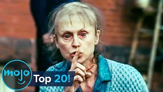 Top 20 Best Horror Movie Trailers of All Time
