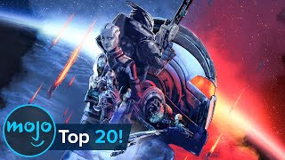 Top 20 Greatest Video Game Trilogies of All Time