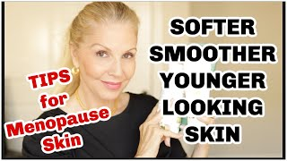MENOPAUSE SKIN | IS THERE A GATOR IN THE HOUSE | #maturewoman