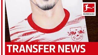 2nd Best Striker in 20/21 – RB Leipzig sign Portuguese International