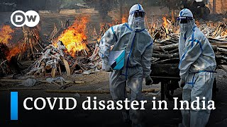India's COVID death toll may be much higher than officially recorded | DW News
