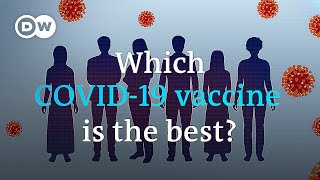 Which COVID-19 vaccine is the best? | DW News