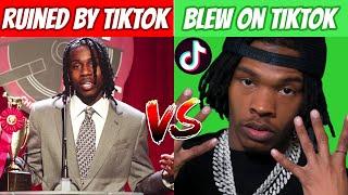 SONGS RUINED BY TIK TOK vs SONGS THAT BLEW UP ON TIK TOK!