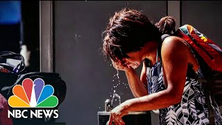 NBC Nightly News Broadcast (Full) - July 10th, 2021