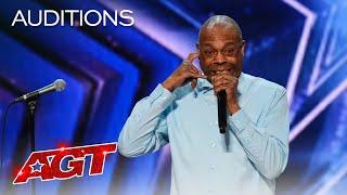 Early Release: Michael Winslow Showcases His Voicetramentalist Talents - America's Got Talent 2021