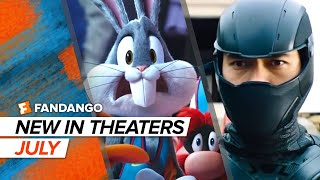New Movies in Theaters July 2021 | Movieclips Trailers